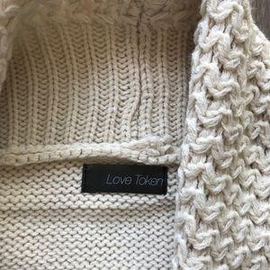 Love Token Sweaters - Love Token shawl
